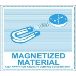 MT 15 Magnetized Material